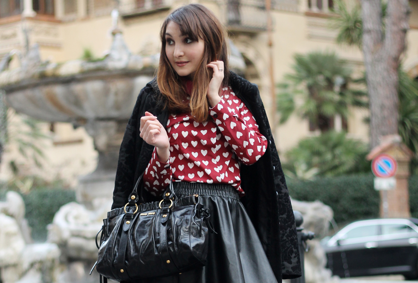 fashion blogger Roma