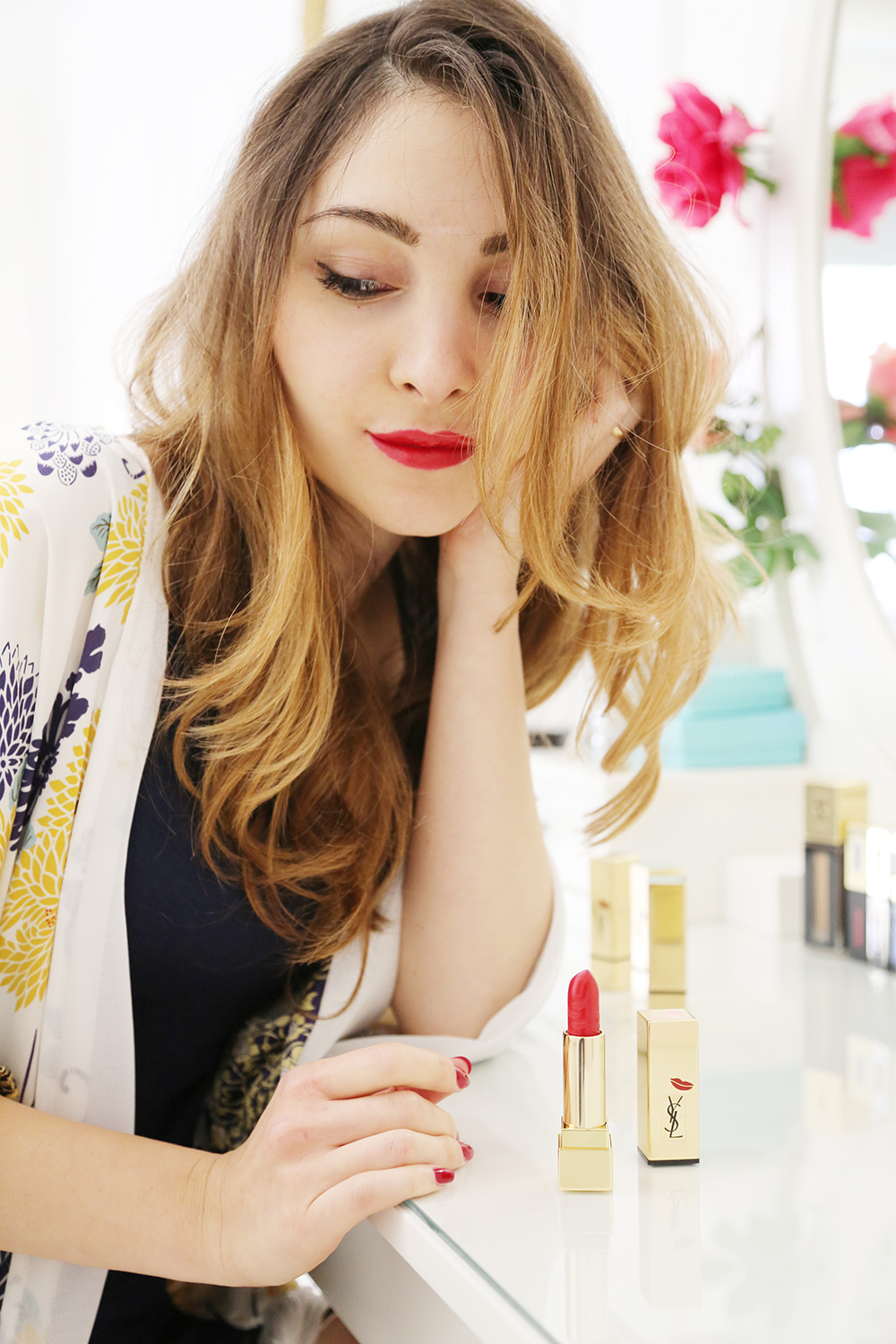 ROUGE PUR COUTURE YSL