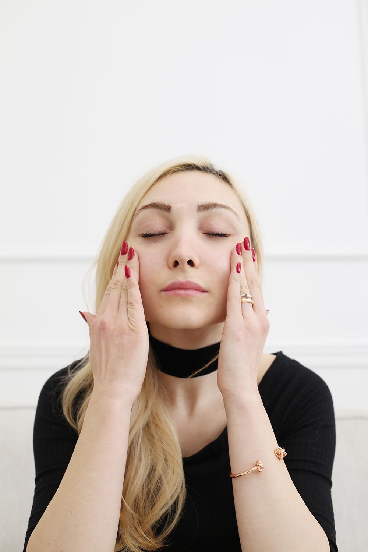 pulizia del viso fatta in casa