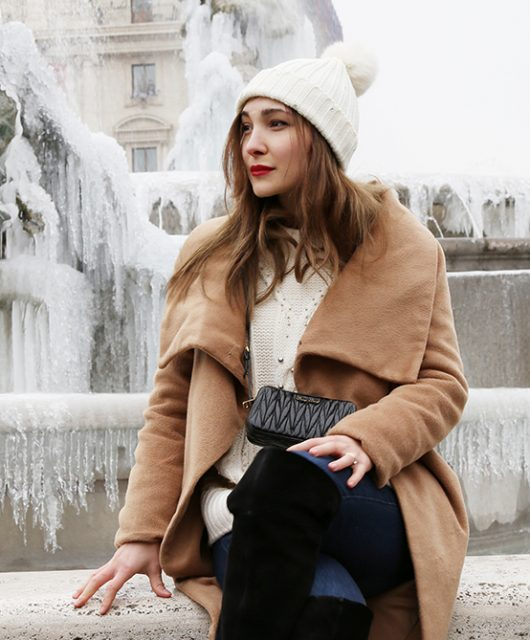 outfit per il freddo