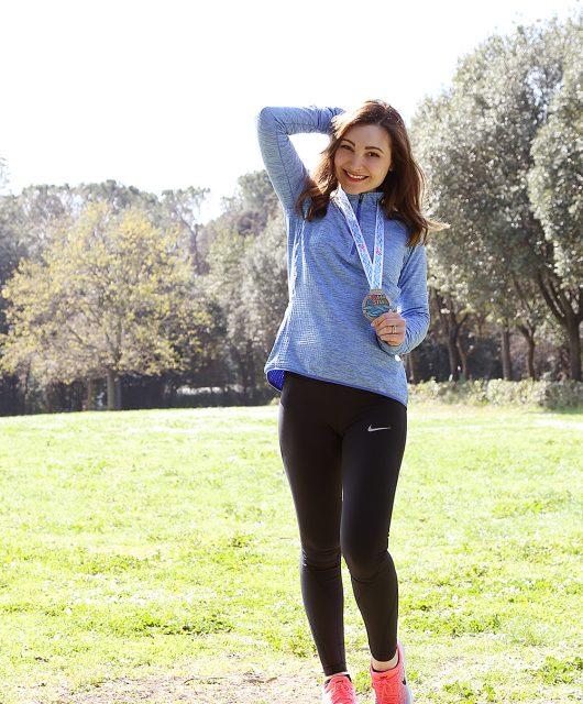 mezza maratona roma ostia Nike