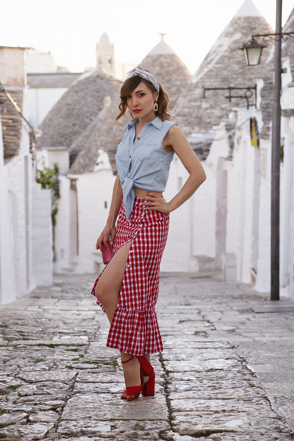 outfit anni '50