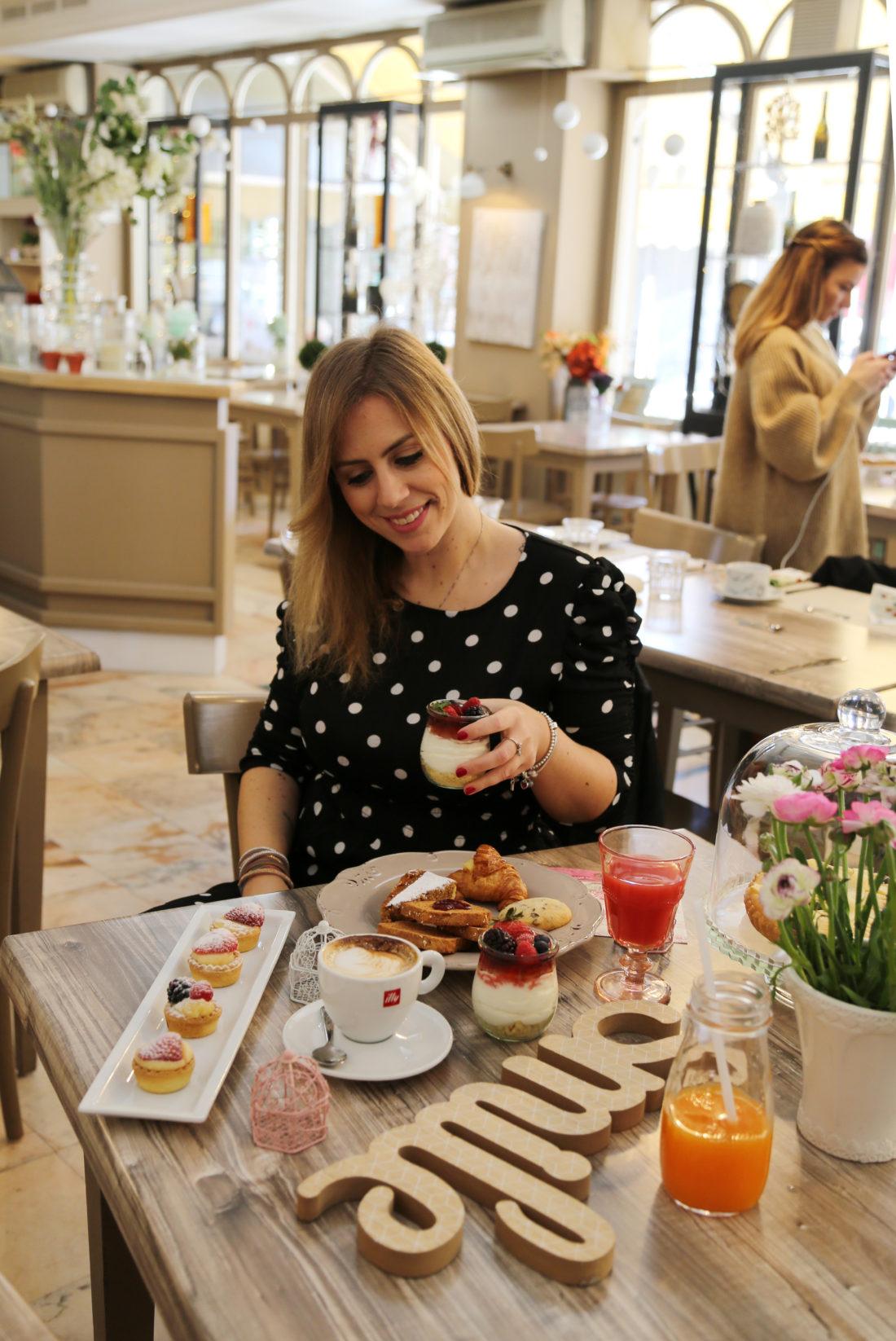 food blogger roma