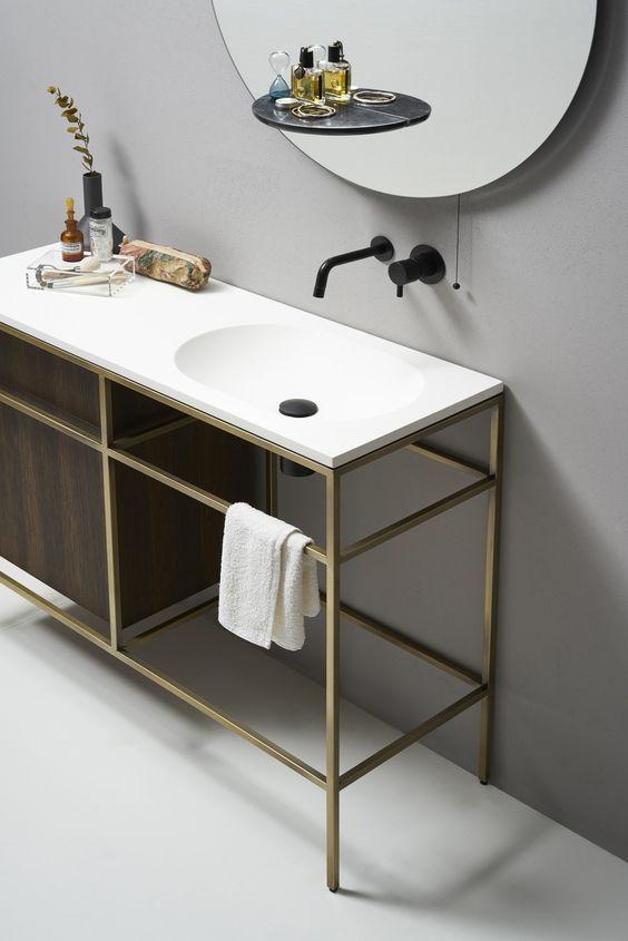 Idee originali per il bagno